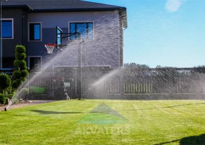 automātiskās dārza laistīšanas sistēmas / alderi